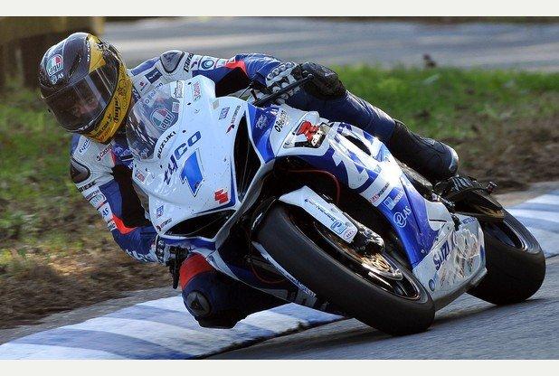 #1 Guy Martin Tyco Tas Suzuki