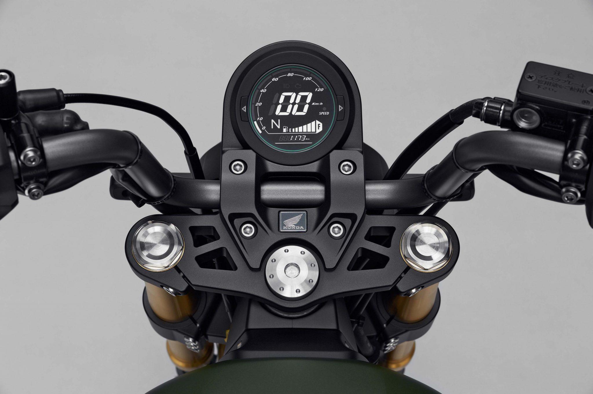 GROM50 Scrambler Concept-Two