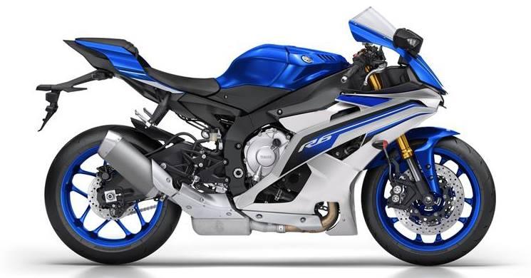 Yamaha YZF R6